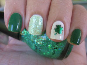 unhas San patricks day