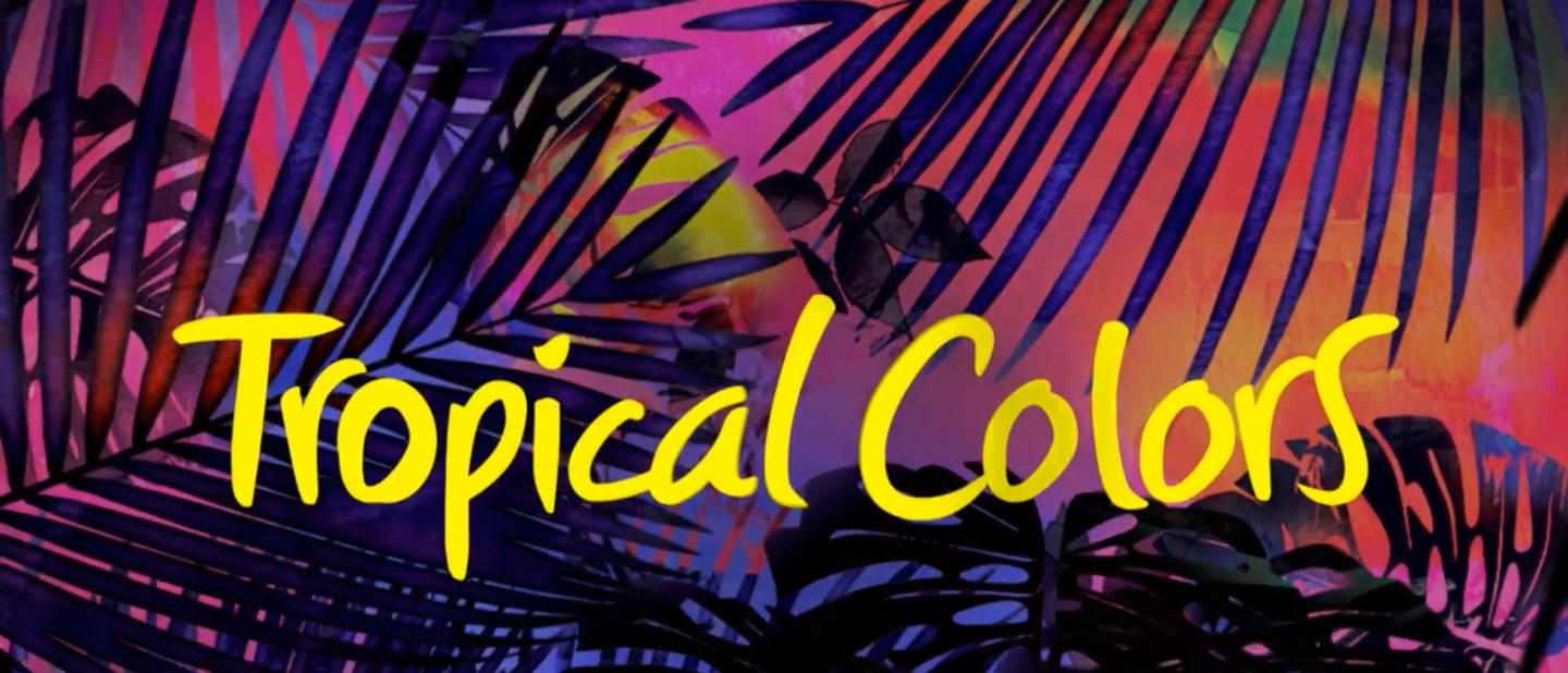 tropical-colors