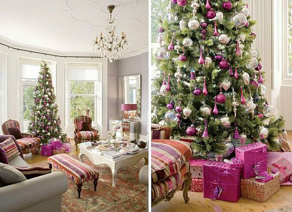Pink-Candy-Christmas-Decorations